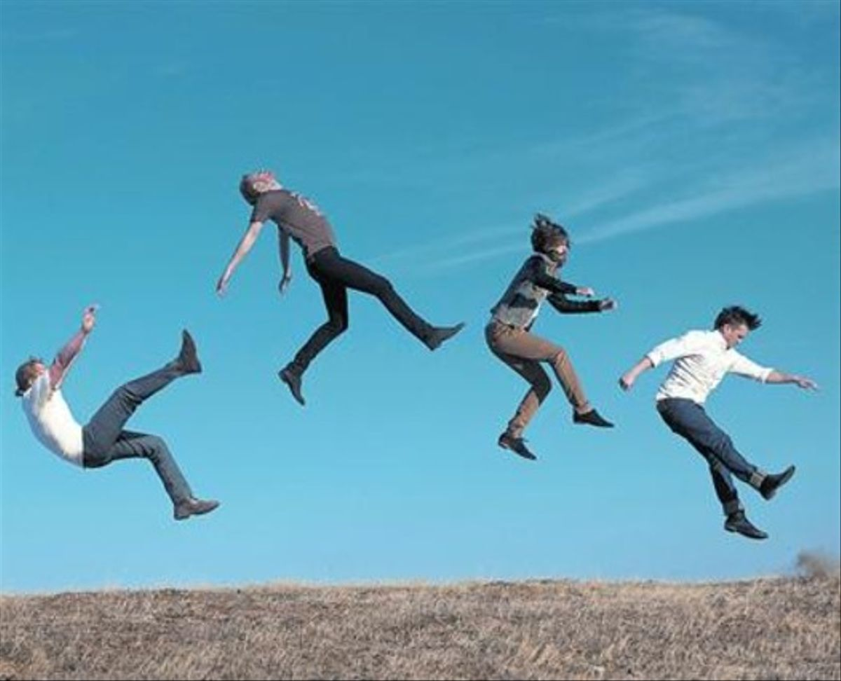 El gran salto 8La banda Imagine Dragons, en una imagen promocional.