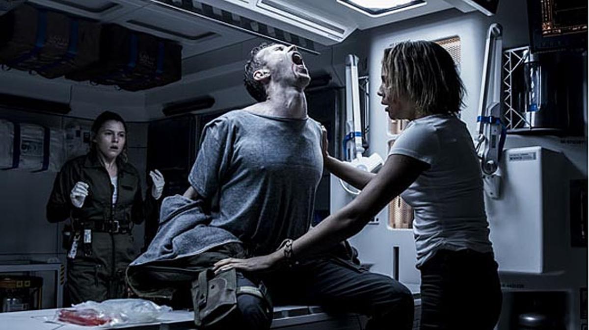Tráiler de 'Alien: Covenant'. (2017)