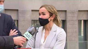 Surt en llibertat provisional Angela Dobrowolski, l'exdona de Mainat