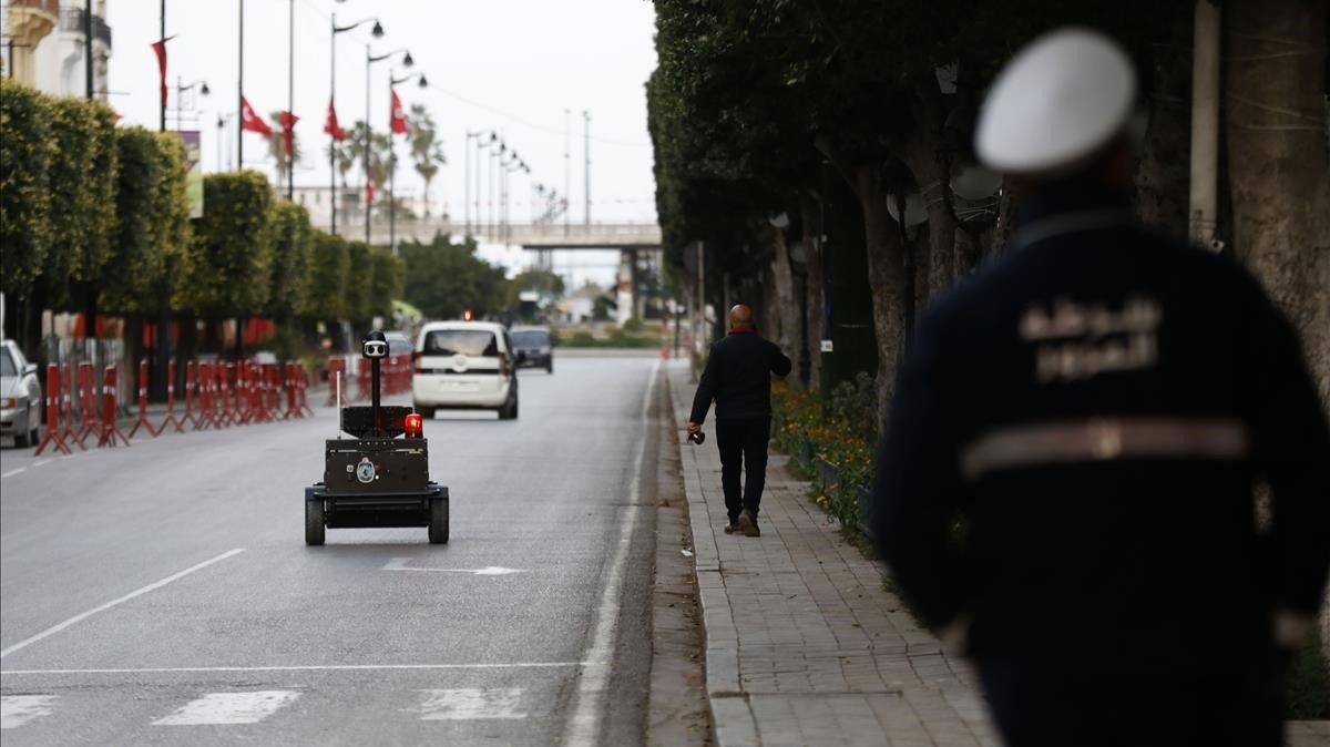 Arrestat a Tunísia un gihadista que incitava a tossir a policies