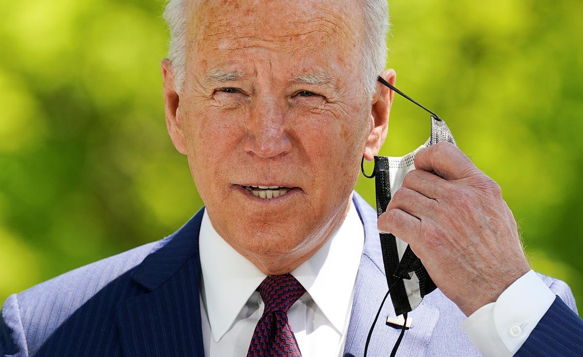 La decisió de Biden